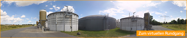 Biogas in Bützow